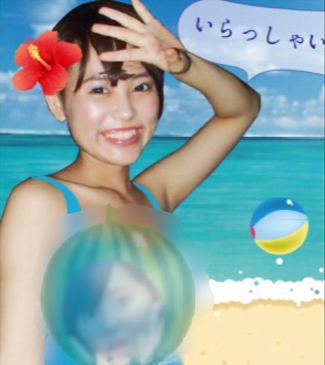 FBカバー夏バージョン|ばりかわ!